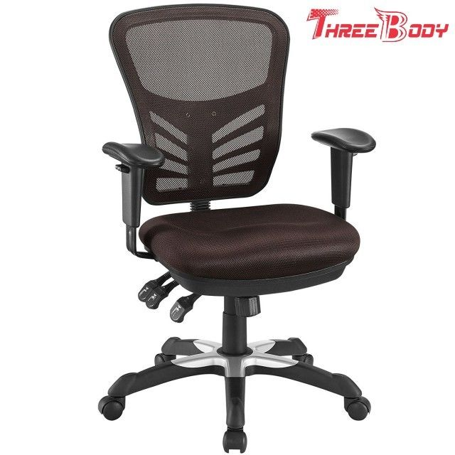 High End Modern Home Furniture Ergonomic Black Mesh Office Chair 360 Degree Swivel